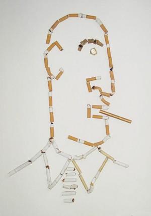 Tilby fag gold cigarette