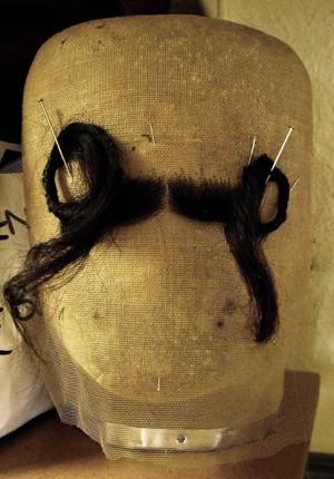 Tilby opera moustache