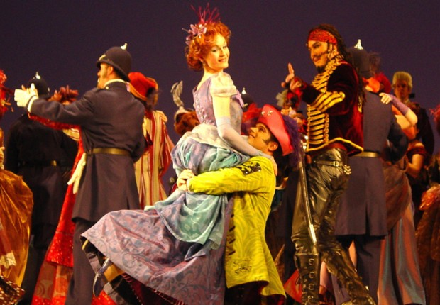 Tilby pirates dance