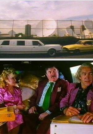 brazen hussies limo