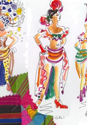 Anne Tilby cinderella dancers market