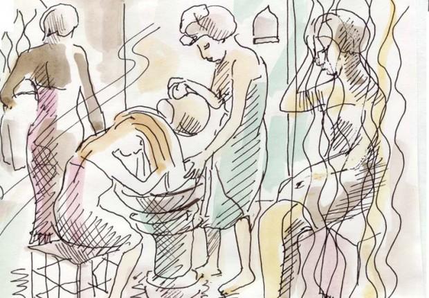 Anne tilby mozart bath storyboard