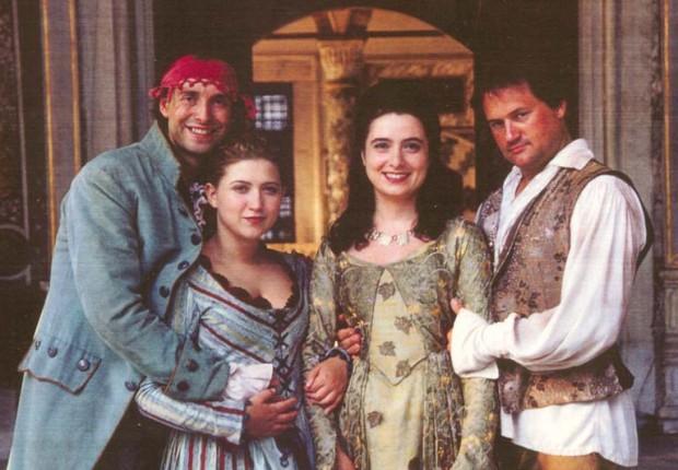 Anne tilby mozart singers