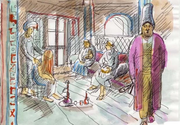 Anne tilby mozart storyboard harem