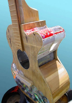 tilby SAS guitar detail  2010