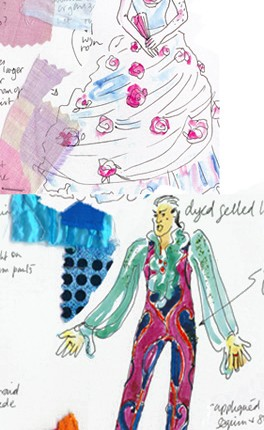 tilby cinderella costume design