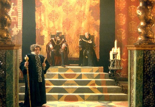 Anne tilby columbus throne room