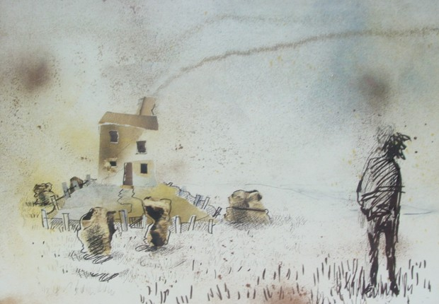 tilby early paperhouse sketch