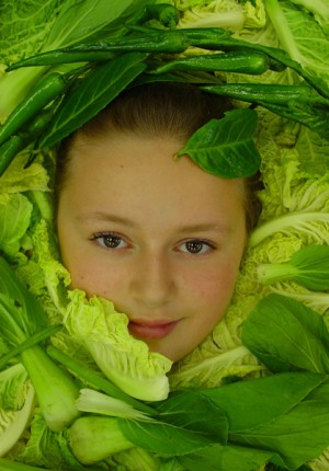 Anne Tilby: eco-centric portrait